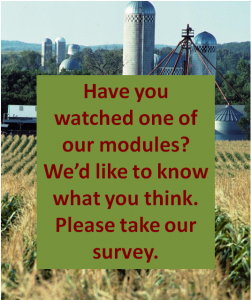 Please take our survey.